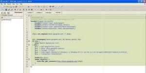 Svoi.Net PHP Edit Ekran Görüntüsü