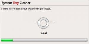 System Tray Cleaner Ekran Görüntüsü