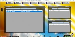 Taksi Durak Programı Ekran Görüntüsü
