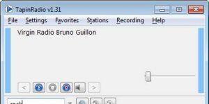 TapinRadio Ekran Görüntüsü