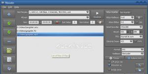 TEncoder Video Converter Ekran Görüntüsü