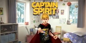 The Awesome Adventures of Captain Spirit Ekran Görüntüsü