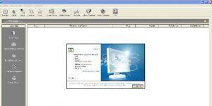 Ticari Muhasebe Programı Ekran Görüntüsü