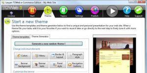 TOWeb Ekran Görüntüsü