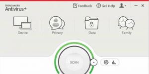 Trend Micro Antivirus + Security Ekran Görüntüsü