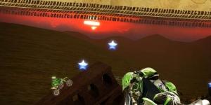 Trial Motorbikes Savanna Stars Ekran Görüntüsü