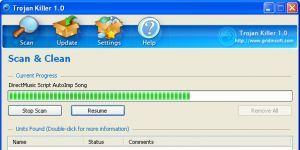 Gridinsoft Anti-Malware Ekran Görüntüsü