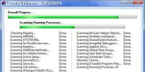 Trojan Remover Ekran G�r�nt�s�