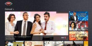 TRT Televizyon Ekran Görüntüsü