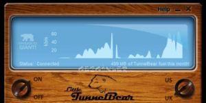 TunnelBear Ekran Görüntüsü