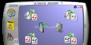 Ultimate Encoder Ekran Görüntüsü