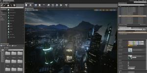 Unreal Engine 4 Ekran Görüntüsü