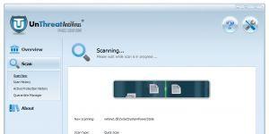 UnThreat Free Antivirus Ekran Görüntüsü