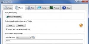 USB Guard Ekran Görüntüsü