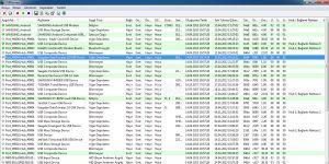 USBDeview Ekran Görüntüsü