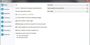 VDownloader Ekran Görüntüsü