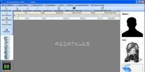 Veresiye Defteri 2010 Ekran Görüntüsü