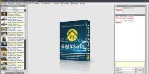 GMYSoft Emlak Programı Ekran Görüntüsü