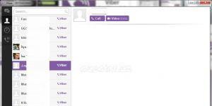 Viber Windows Ekran Görüntüsü