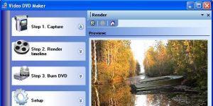 Video DVD Maker Free Ekran Görüntüsü