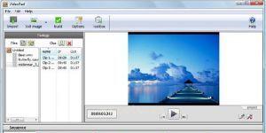 VideoPad Ekran Görüntüsü