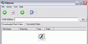 Videovac Ekran Görüntüsü