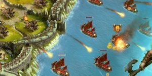 Vikings: War of Clans PC (BlueStacks) Ekran Görüntüsü