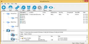 Virtual Drive Pro Ekran G�r�nt�s�