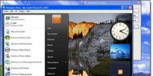 Virtual PC Ekran G�r�nt�s�