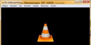 VLC Media Player Ekran Görüntüsü