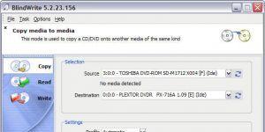 Vso Blindwrite Suite Ekran Görüntüsü