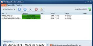 VSO Downloader Ekran Görüntüsü
