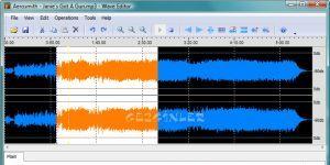 Wave Editor Ekran Görüntüsü