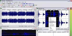 Wavosaur Audio Editor Ekran Görüntüsü