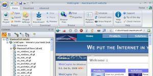 WebCopier Pro Ekran Görüntüsü