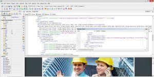 Website Builder Ekran Görüntüsü
