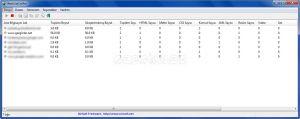 WebSiteSniffer Ekran Görüntüsü