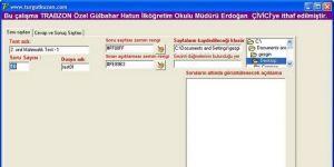 Webtest Ekran Görüntüsü