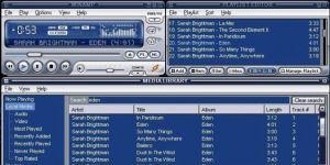 Winamp Lite Ekran Görüntüsü