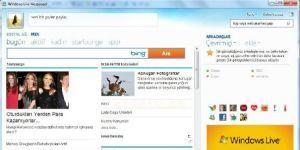 Windows Live Messenger 2011 Ekran Görüntüsü