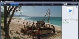 Windows Media Player Ekran Görüntüsü