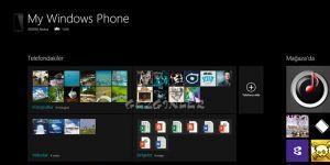 Microsoft Telefon Eşlikçisi Ekran Görüntüsü