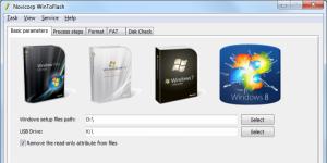 WinToFlash Ekran Görüntüsü