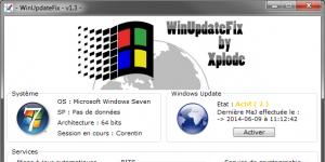 WinUpdateFix Ekran Görüntüsü