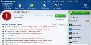 Wise Care 365 Ekran Görüntüsü