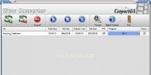 WMV Converter Ekran Görüntüsü
