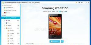 Wondershare MobileGo for Android Ekran Görüntüsü