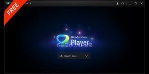 Wondershare Player Ekran Görüntüsü