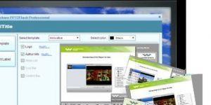 Wondershare PPT2Flash Professional Ekran Görüntüsü