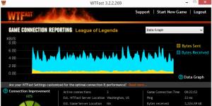 WTFast Ekran Görüntüsü